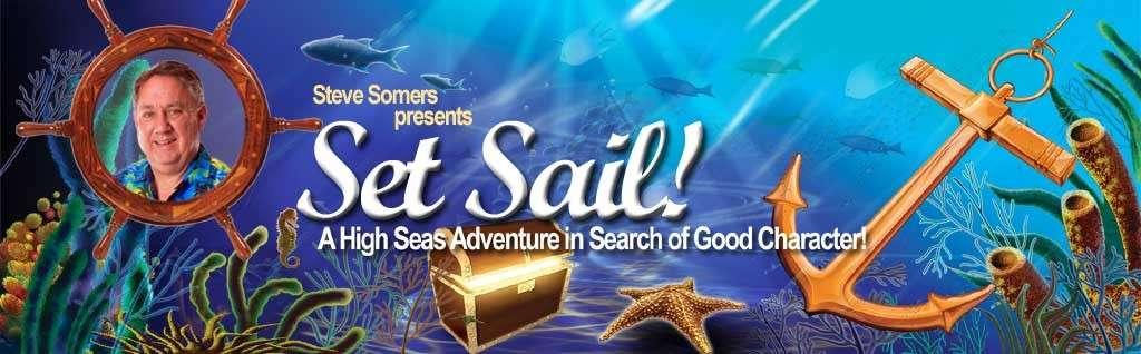 Set Sail for Good Character Traits